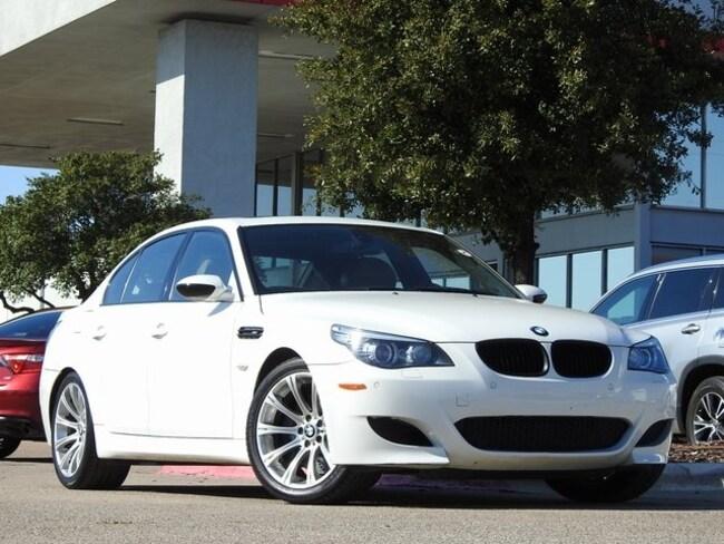 2008 BMW M5 Base Sedan