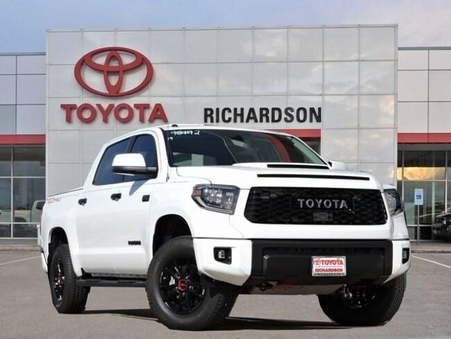 2019 Toyota Tundra TRD Pro Truck CrewMax