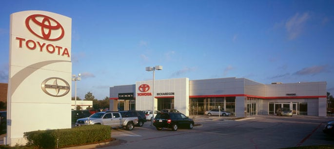 About Toyota Of Richardson Toyota Parts Service In Richardson