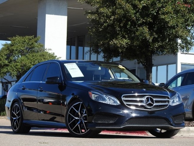2014 Mercedes-Benz E-Class E 350 Navigation & Sunroof Sedan