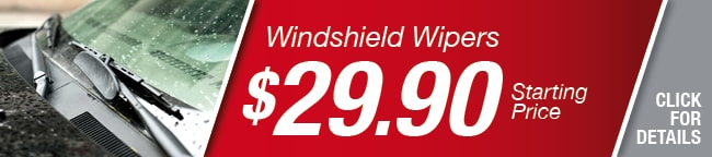 Windshield Wiper Coupon, Richardson