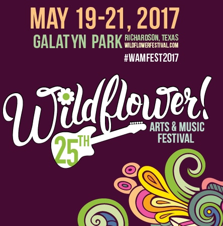 Wildflower Arts & Music Festival in Richardon Texas