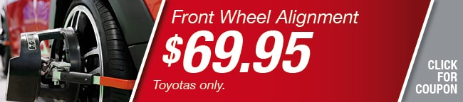 4 Wheel Drive Special Coupon, Richardson
