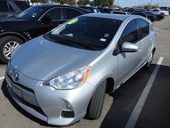 2012 Toyota Prius c Three Navigation & Alloy Wheels Hatchback