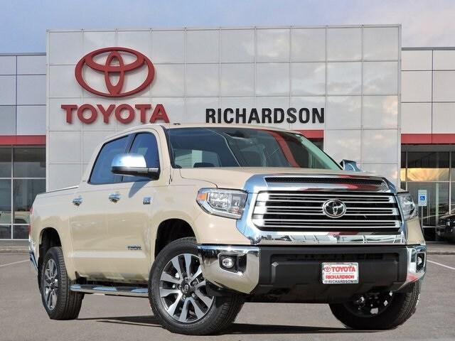 2019 Toyota Tundra Limited Truck CrewMax