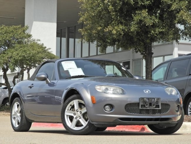 2007 Mazda MX-5 Grand Touring Leather Convertible
