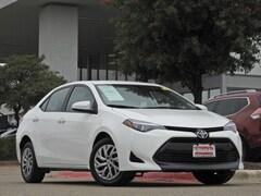 2017 Toyota Corolla LE Sedan