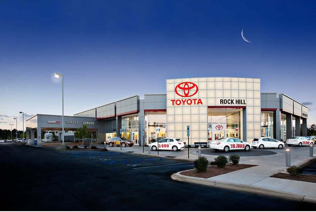 About Toyota Of Rock Hill South Carolina Toyota Dealer