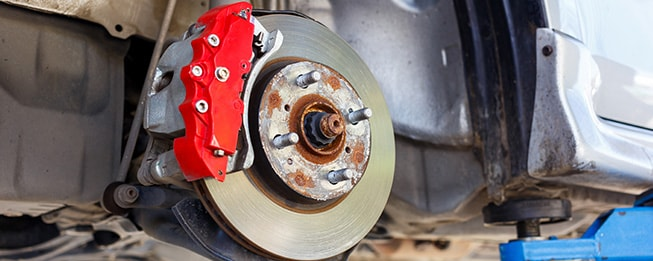Toyota Brake Service In Sanford NC