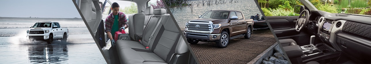 New 2019 Toyota Tundra for Sale Sanford NC