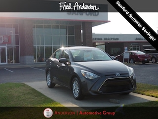 2016 Scion iA Base Sedan