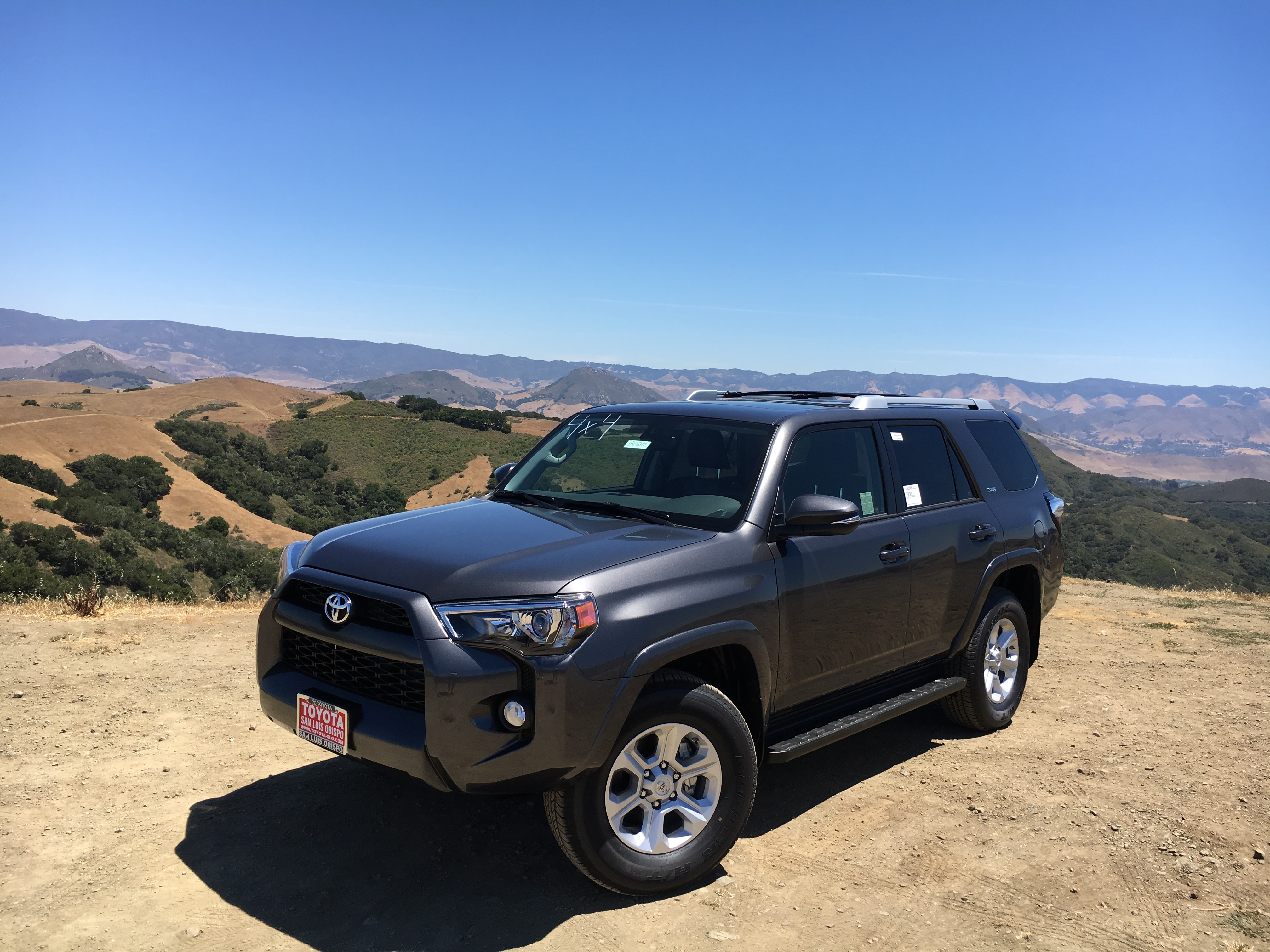 Toyota San Luis Obispo | Best Local Places to Take Your Toyota this ...