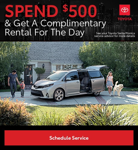 Spend $500 & Get A Complimentary Rental For The Day
