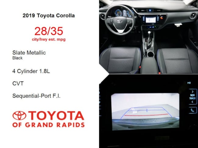 New 2019 Toyota Corolla For Sale At Preferred Auto Dealerships Vin