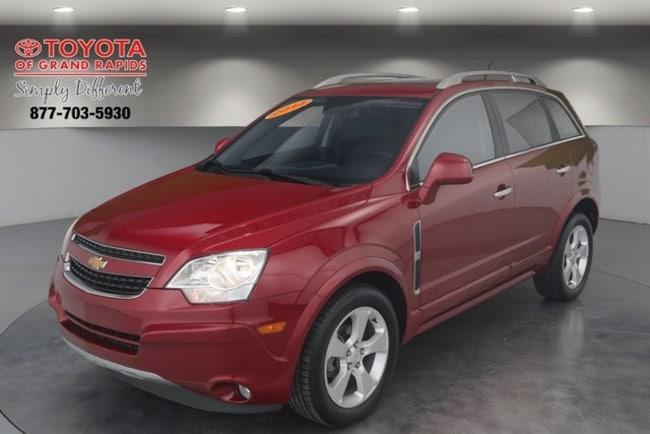 Used 2014 Chevrolet Captiva Sport LTZ SUV in Muskegon, MI