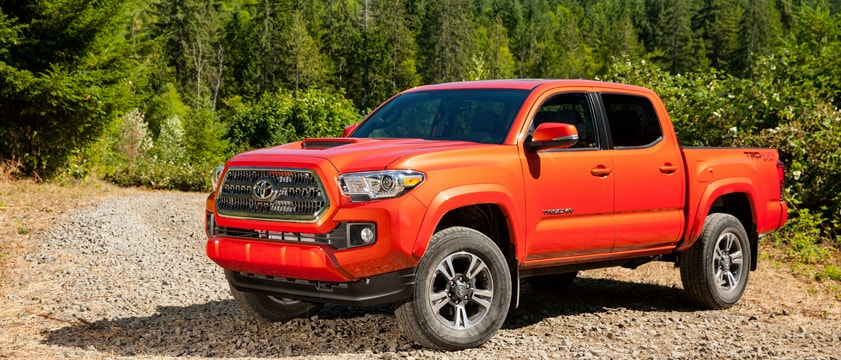 New Toyota Tacoma In Greenville, SC
