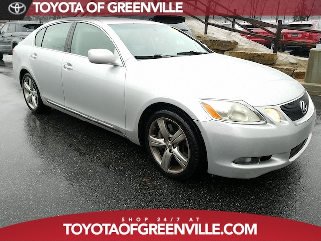 2007 LEXUS GS 350 Base Sedan