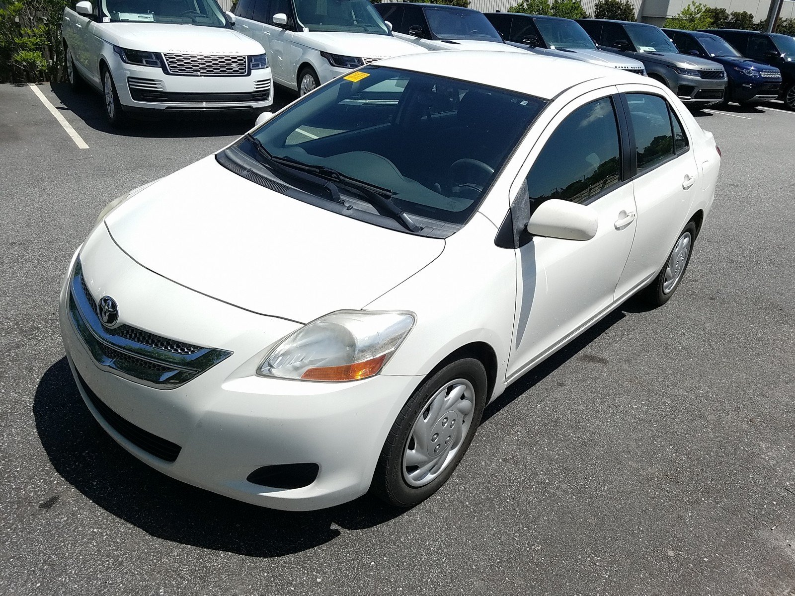 Used 2009 Toyota Yaris Base For Sale | Greenville SC | Stock