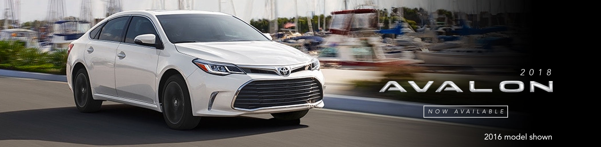 2018 Toyota Avalon | The New 2018 Avalon At Toyota of Greenville