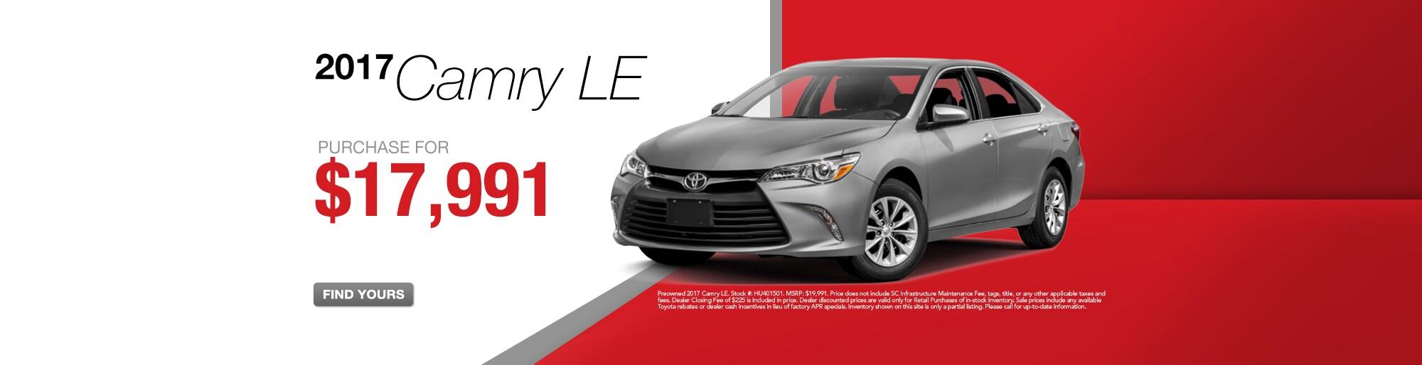 Toyota Greenville | Toyota Dealership | Cars Trucks & SUVs