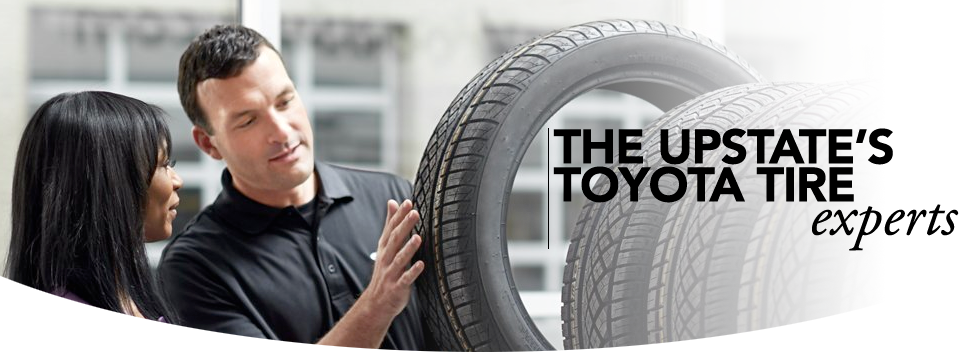 Toyota Greenville SC Tire Center
