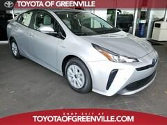 New 2019 Toyota Prius LE Hatchback