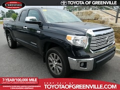 2015 Toyota Tundra Limited 5.7L V8 w/FFV Truck Double Cab
