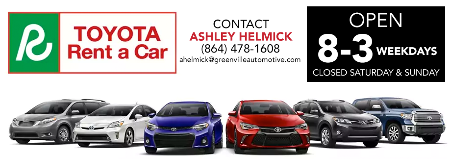 Truck Rentals Near Me >> Car Rental Greenville Sc Cheap Rental Cars Trucks Vans Suvs Near Me