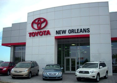 about toyota of new orleans new toyota used car dealer serving metairie harvey. Black Bedroom Furniture Sets. Home Design Ideas