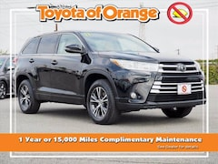 Used Toyota Highlander Orange Ca