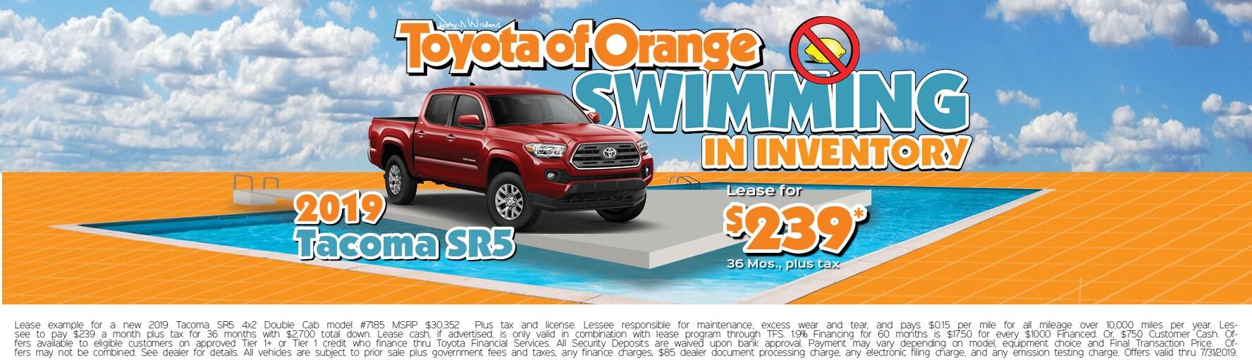 Toyota Of Orange >> Toyota Of Orange Your Trusted Toyota Dealers In Orange County Ca