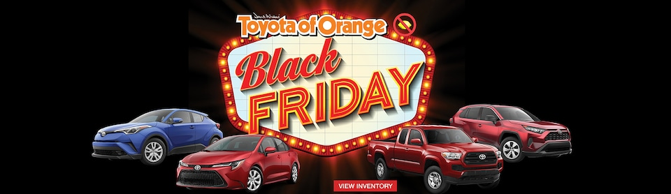Black Friday Savings Start Now