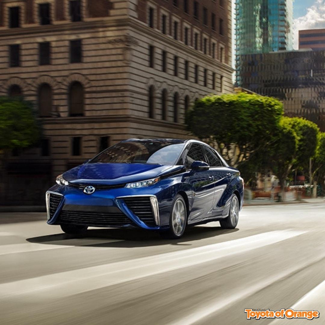 Tustin Toyota Service >> Tustin Toyota Service Thinks The 2019 Toyota Mirai Base