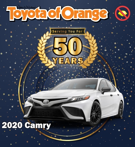 2020 Toyota Camry January