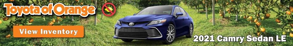 2021 Toyota Camry April