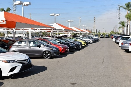 Toyota Of Orange >> Toyotas Should Be Among The Used Cars For Sale Orange County That