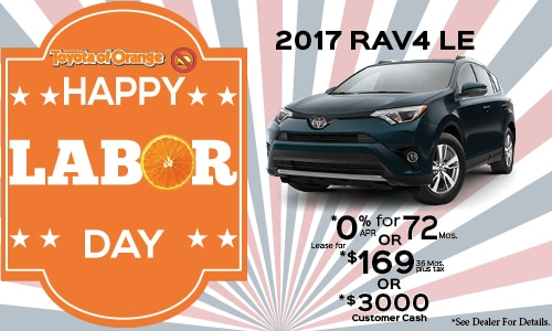 Toyota Of Orange >> Lease A 2015 Toyota Rav4 At Toyota Of Orange In Orange Ca