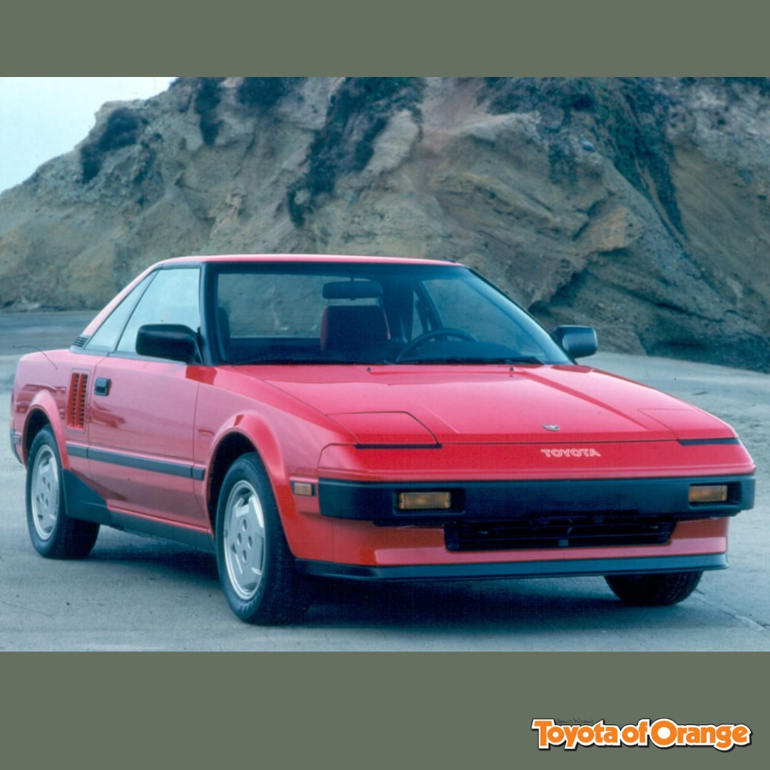 Tustin Toyota Service >> Tustin Toyota Service Gets A Blast From The Past With The
