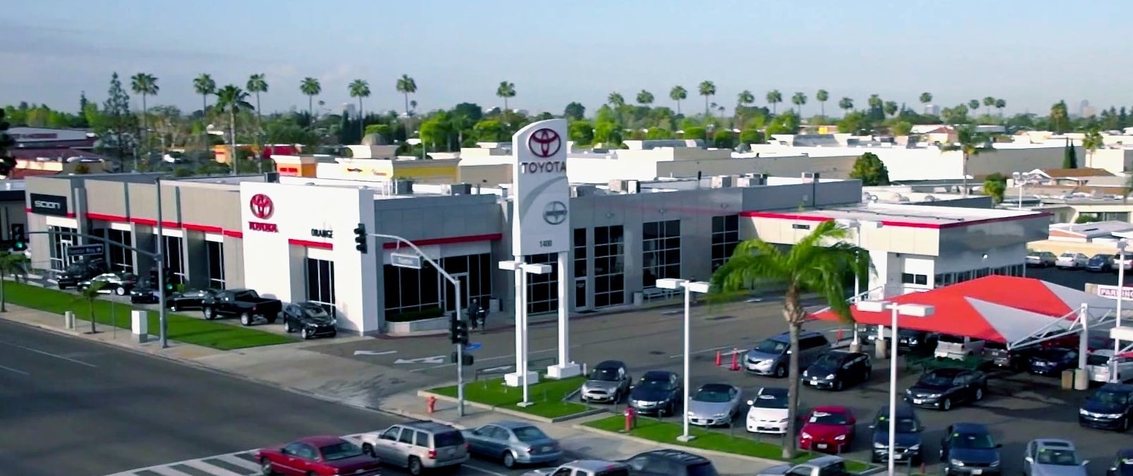 Tustin Toyota Service >> About Our Dealership | Car Dealer in Orange, CA | Toyota ...