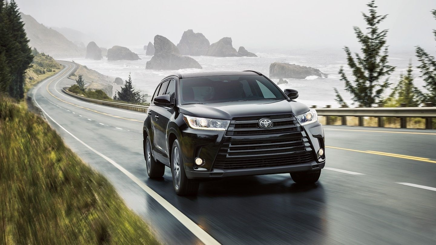 The Toyota Highlander: Most Recommended Full Size SUV By Auto Dealers