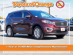 Used Kia Sorento Orange Ca