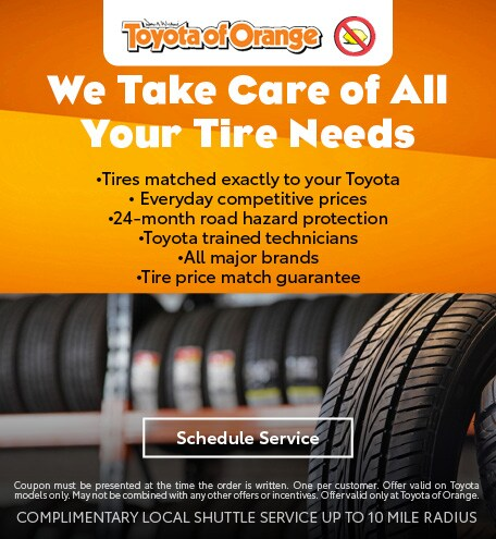 We Take Care of All Your Tire Needs