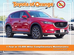Used Mazda Cx 5 Orange Ca