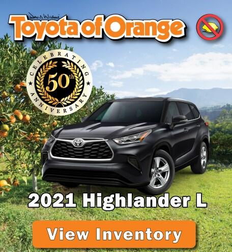 2021 Toyota Highlander April