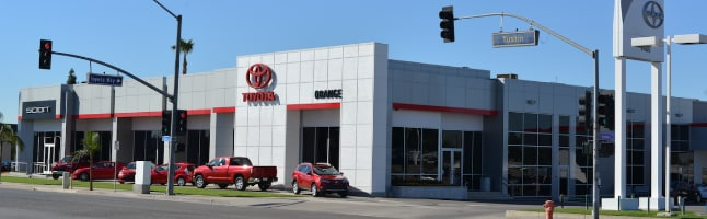 Toyota Of Orange >> About Toyota Of Orange Top Toyota Dealerships In Orange County Ca