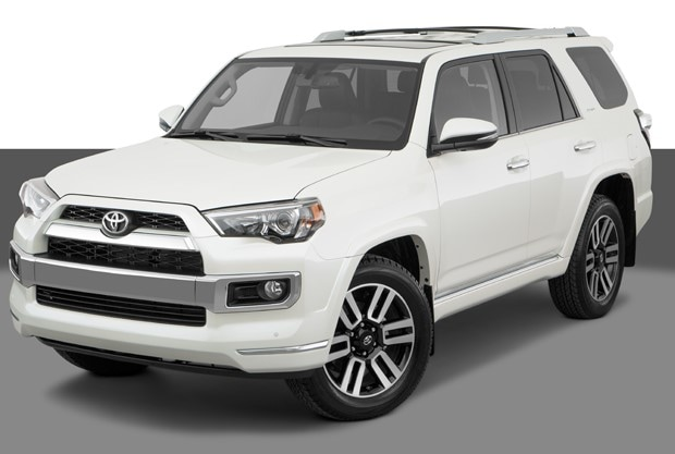 The 2017 Toyota 4Runner Limited at Toyota Dealerships: Built to Last