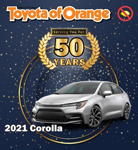2021 Toyota Corolla January