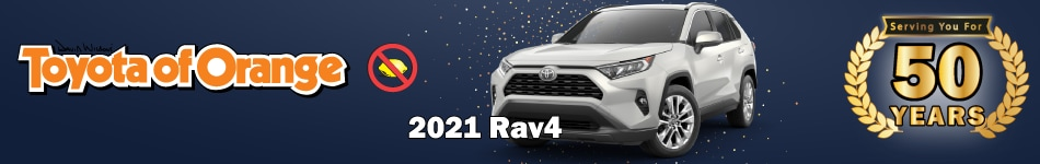 2021 Toyota RAV4 January