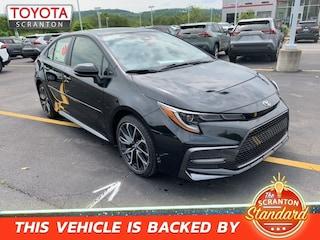 New Toyota 2020 Toyota Corolla SE Sedan in Scranton, PA