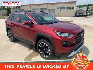 New Toyota 2019 Toyota RAV4 Adventure SUV in Scranton, PA